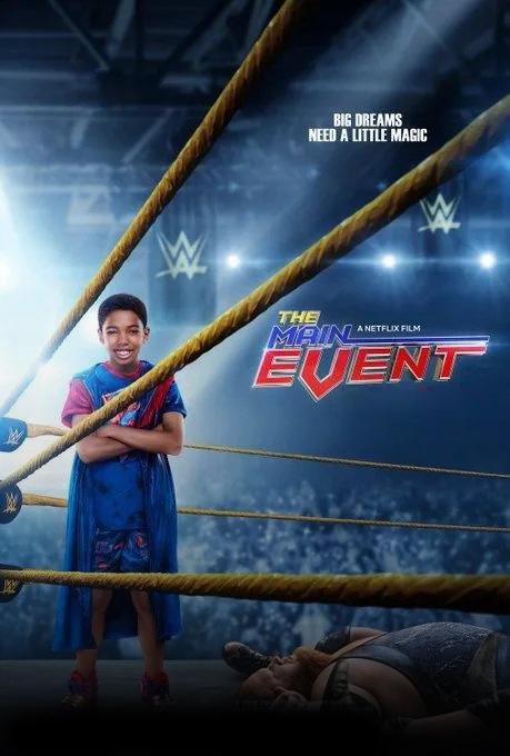 The Main Event [2020] [CUSTOM HD] [DVDR] [NTSC] [Latino]