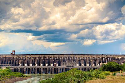 Itaipu opera em regime especial para garantir segurança energética durante a Copa América