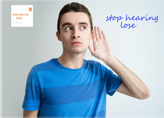 Stop Hearing Loss
