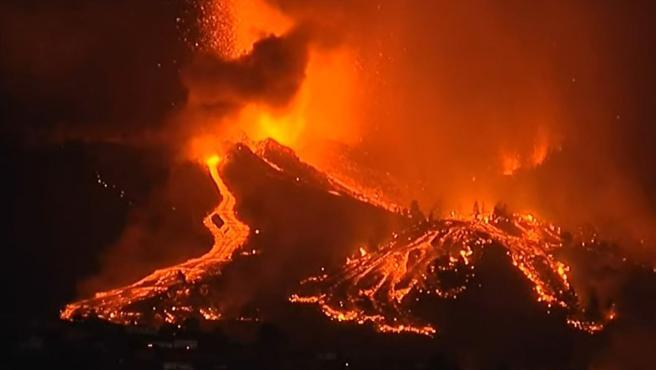 بركان لابالما ، بركان لابالما يصل المدن المغربية،