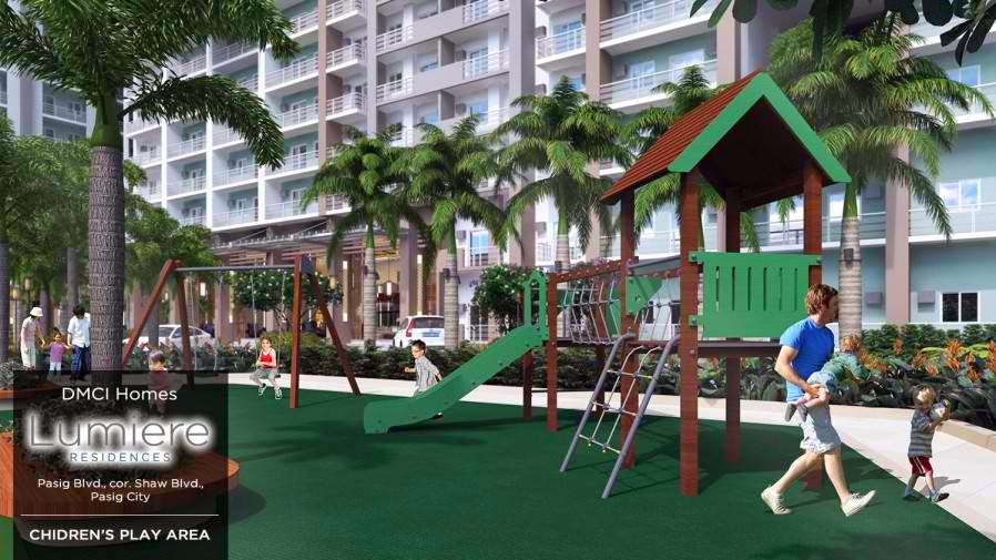 Lumiere Residences-Play-Area