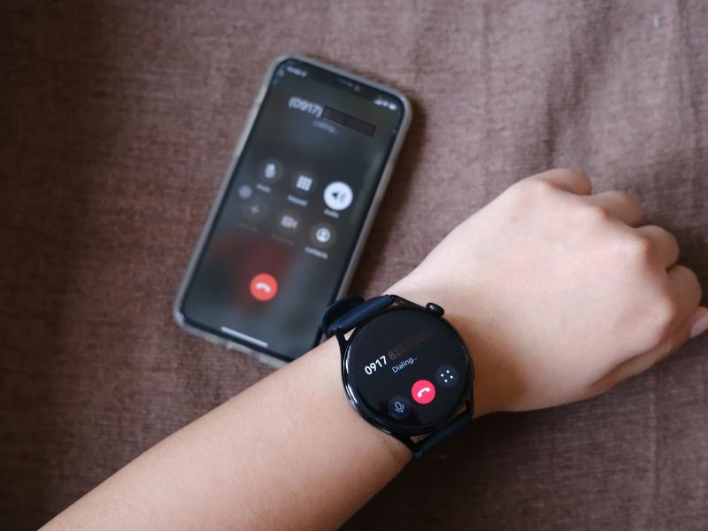 Patty Villegas - The Lifestyle Wanderer - Huawei - Watch 3 - eSIM feature