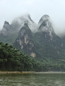 Pemandangan Alam Kota Guilin Di China