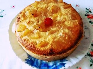Receita de torta de coco recheada