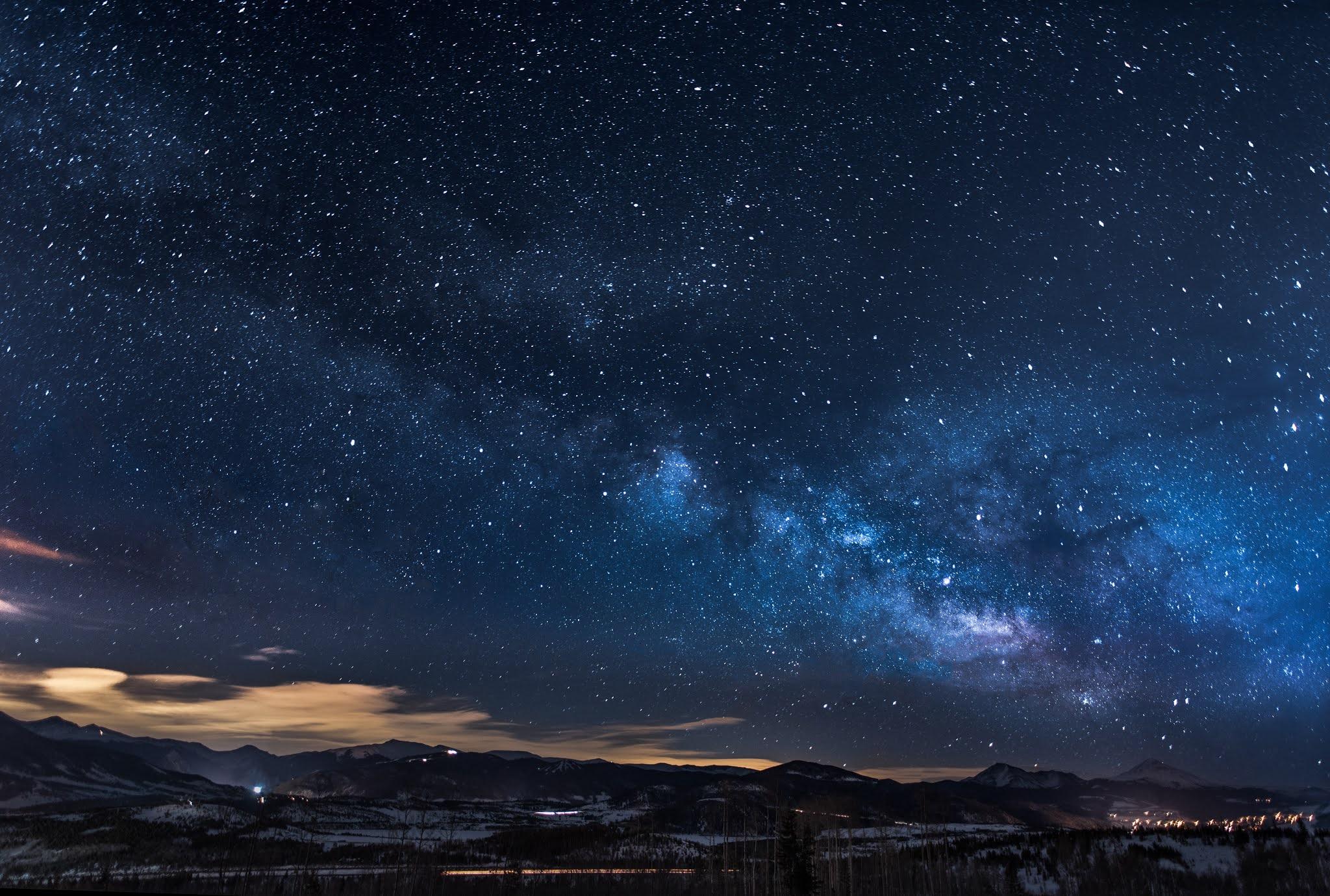 أصل السماء | مما خلقت السماء | السماء السابعة