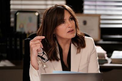 Cena do 19º episódio da 19ª temporada de Law & Order: SVU (Divulgação: Universal TV)