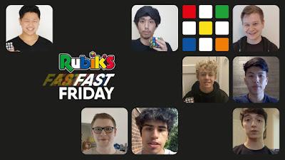 Rubik's Cube Announce the brand ambassador as speedcubers official