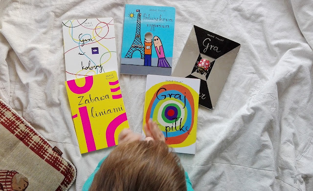 herve tullet książeczki aktywizujące dla dzieci wydawnictwo insignis