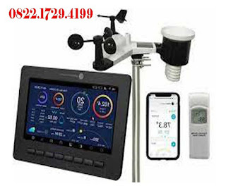 Weather Station Ambient WS-2000 smart weather station with WiFi Remote Monitoring