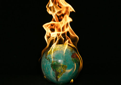 ما هو الفرق بين تغير المناخ والاحتباس الحراري؟