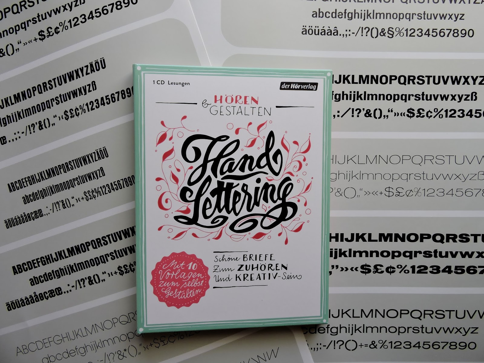 Briefe Kreativ Gestalten : Printbalance hörbuchrezension hören gestalten