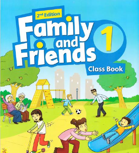 تحميل كتاب الطالب family and friends 1 student book  للصف الأول ابتدائي