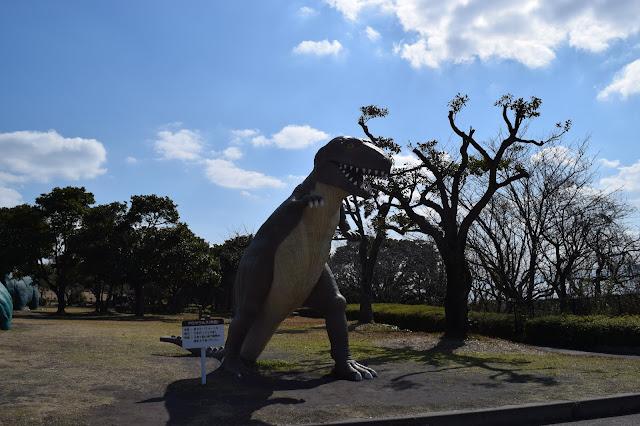 Sakurajima Dinosaur Park