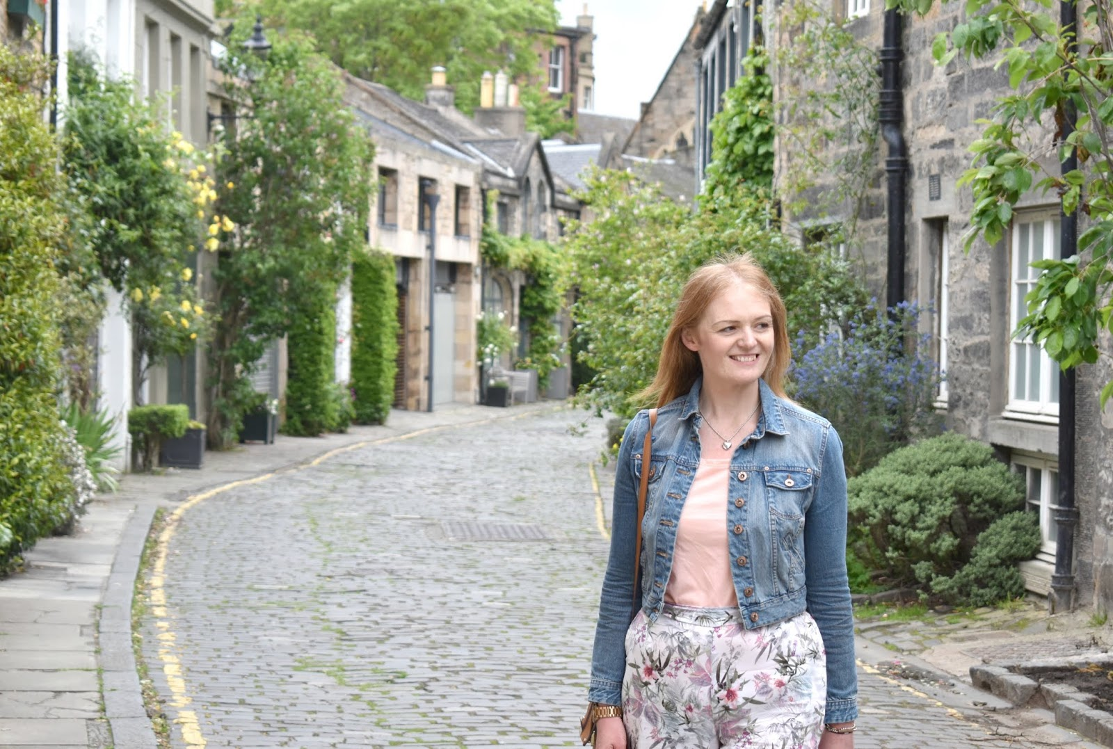 Alternative Weekend in Edinburgh - Visiting Stockbridge