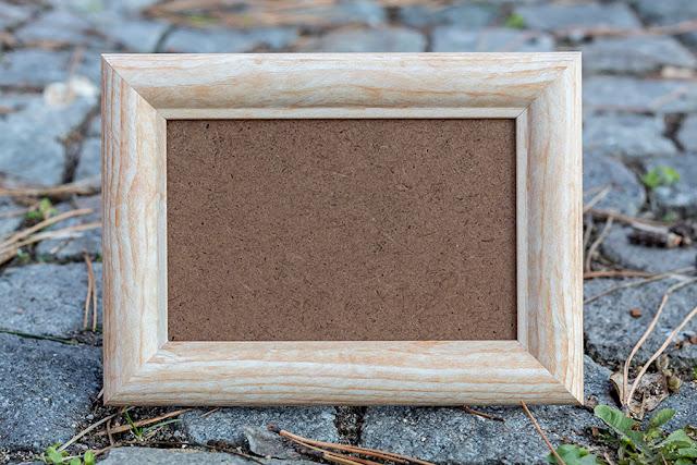 Empty Wooden Frames 3