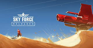 Download Sky Force Reloaded Mod Apk Data (Unlimited Money)