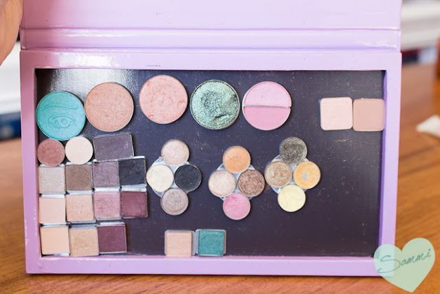 Trash Talk: Spring Cleaning Edition 2016 - Lavender Z-Palette Large