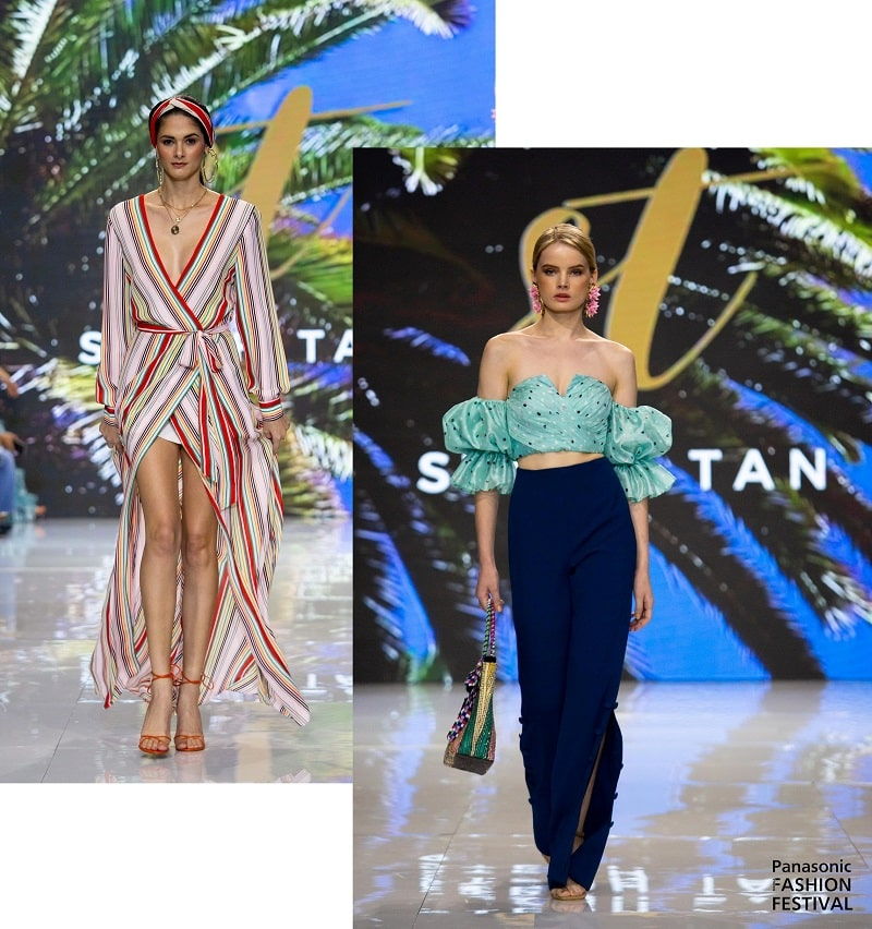 Manila Fashion Festival sponsored by Panasonic celebrated its 5th Anniversary.