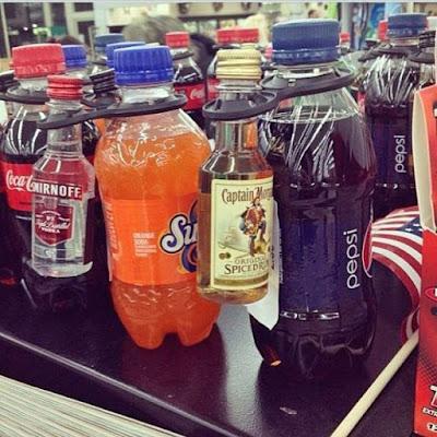Alkohol einkaufen lustig - Alkoholischen Mixgetränke zum selber mischen