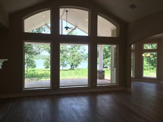 Rounded Transom Windows