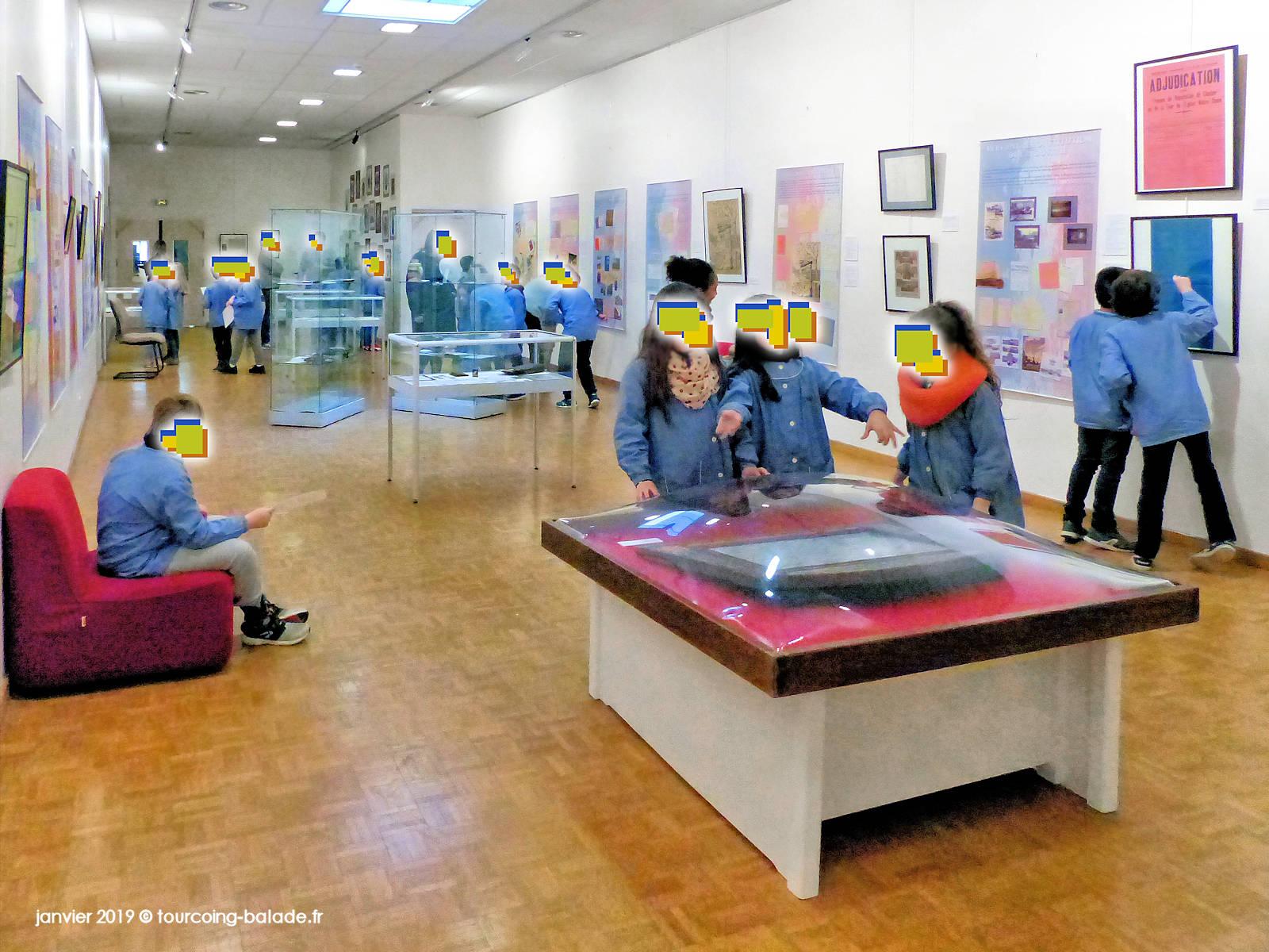 Archives municipales de Tourcoing - Expositions