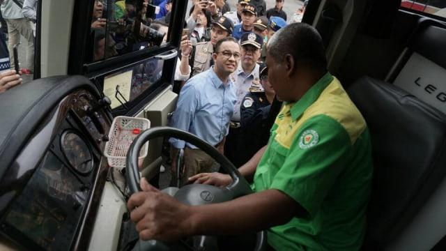 Pemilik Bus Senang dengan Program Mudik Gratis yang Digagas Anies