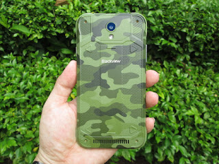 Blackview BV5000 Army Color