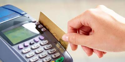 lupa pin kartu kredit