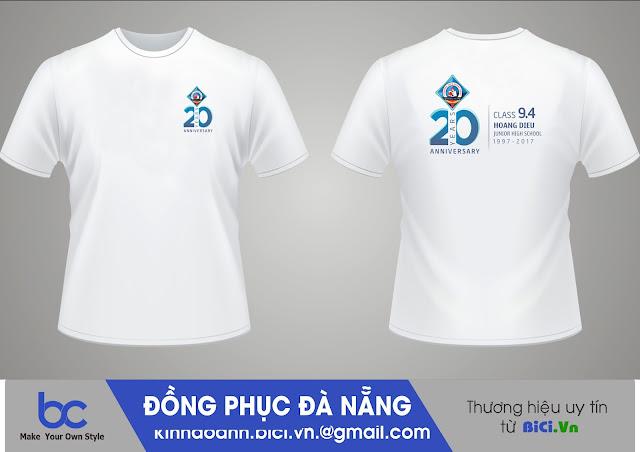 In áo theo yêu cầu Đà Nẵng