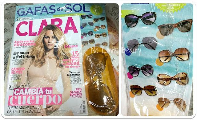 Regalos Revistas Junio 2016 - Clara