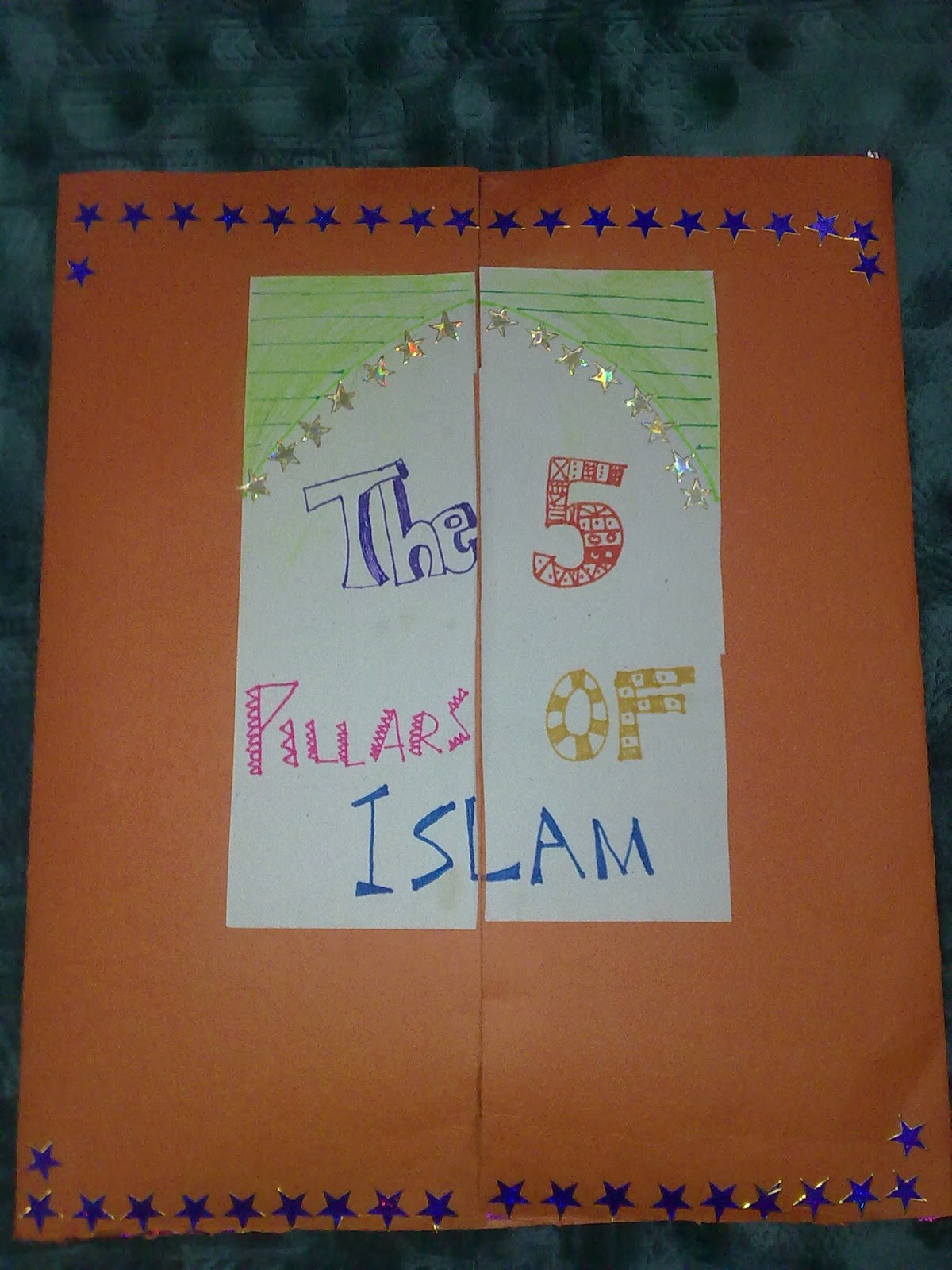 Our Homeschool Journey The Five Pillars Of Islam