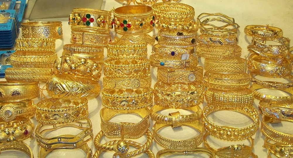 رغم صعودها عالميا... تراجع أسعار الذهب في مصر