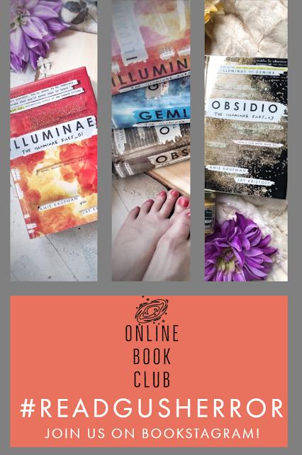 READGUSHERROR - Bookstagram readalong for the Illuminae Files