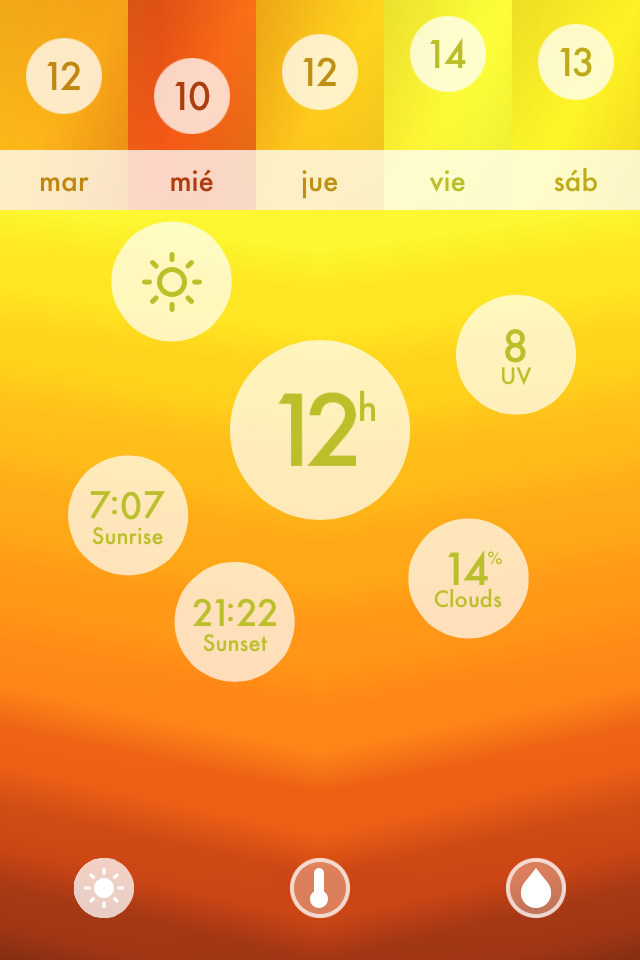 haze app iphone