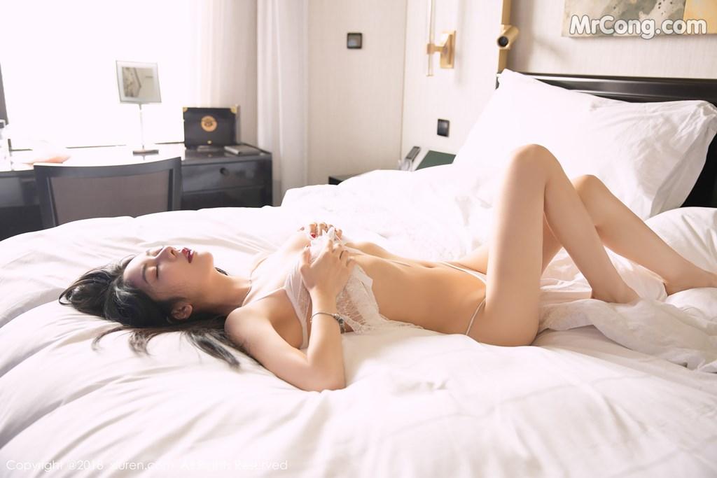 Image XIUREN-No.1194-Xiao-Reba-Angela-MrCong.com-004 in post XIUREN No.1194: Người mẫu Xiao Reba (Angela小热巴) (42 ảnh)