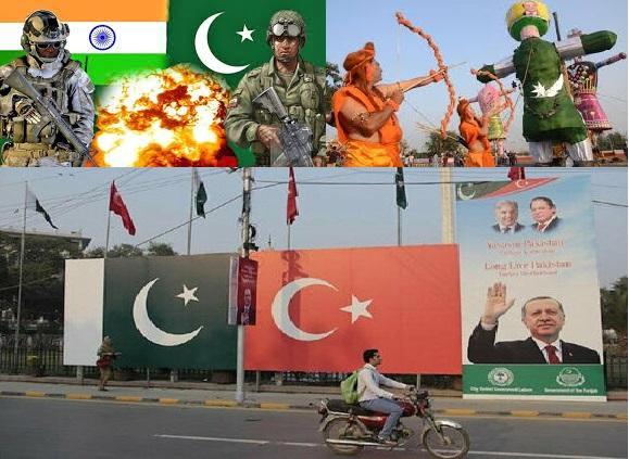 """تحركات """"أردوغان"""" المريبة في جنوب آسيا ( ملف العلاقات التركية – الباكستانية )"""