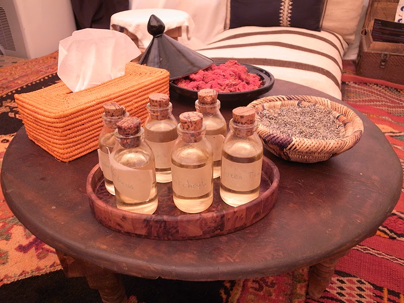 Moroccan Fragrances