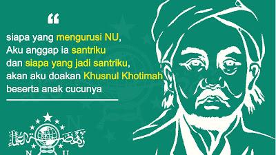 KH Hasyim Asyary, Pendiri Nahdlatul Ulama dengan Seribu Karomah