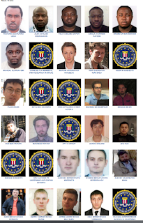INTERNET FRAUD: FBI seek information on six Nigerians