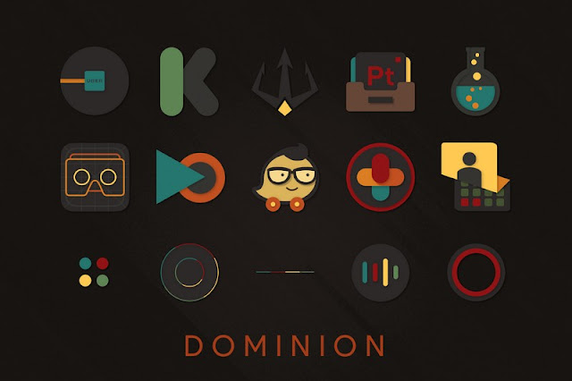 Dominion icon pack full APK