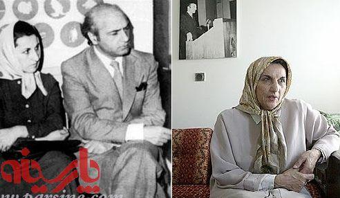 درگذشت دکتر پوران شریعت رضوی ، همسر دکترعلی شریعتی