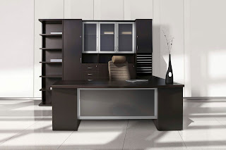 Global Zira executive desk