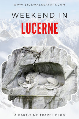Weekend in Lucerne in Winter