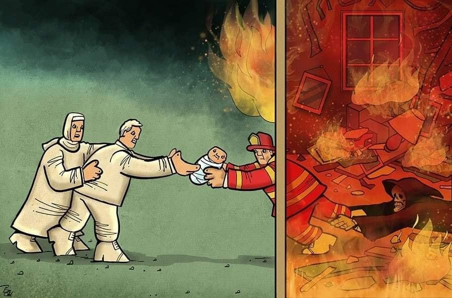Οδηγίες από το Πυροσβεστικό Σώμα για την αποφυγή πυρκαγιάς κατά την περίοδο των εορτών