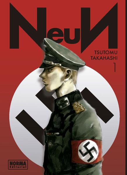 NeuN de Tsutomu Takahashi - Norma Editorial