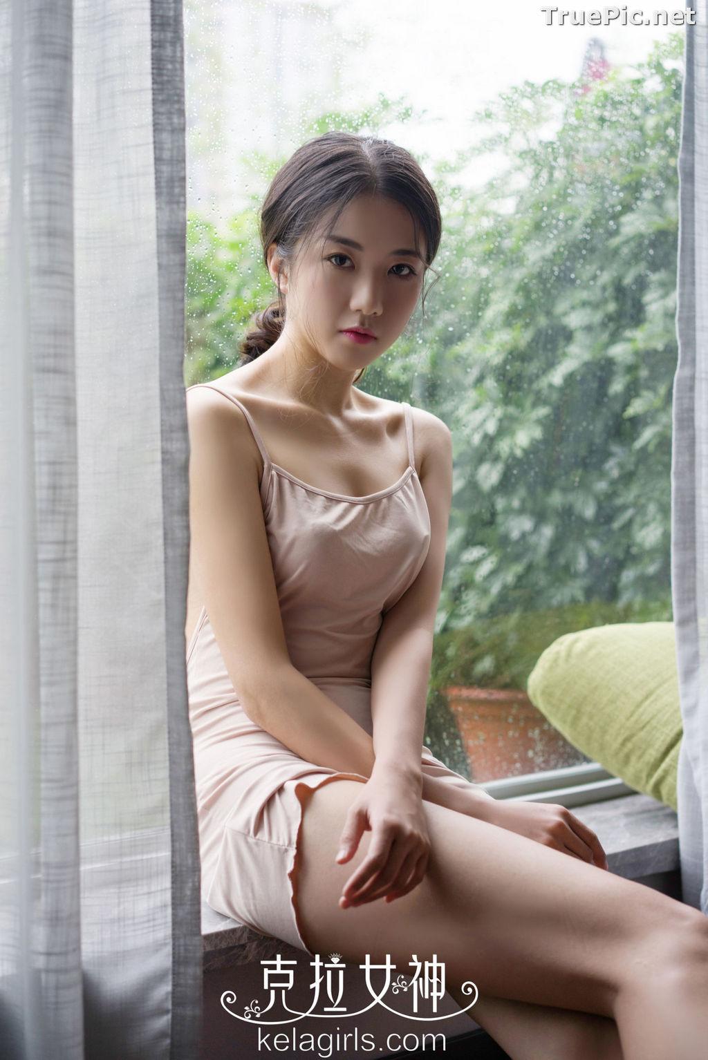 Image KelaGirls 克拉女神 – Chinese Model Ning Ning – Home School Girl Photo Album - TruePic.net - Picture-2