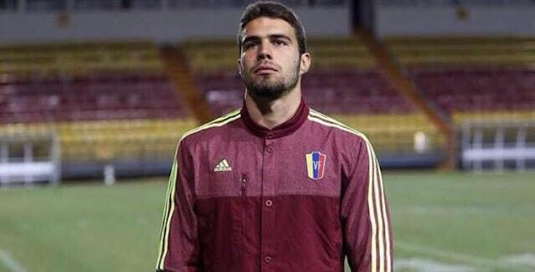 Málaga, Alexander González es titular en la derrota de Venezuela