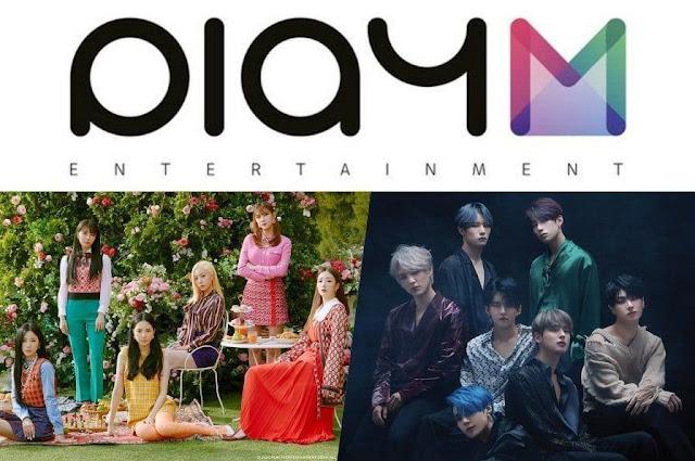 Agensi A Pink dan VICTON, Play M Entertainment, Akan Debutkan Girlgroup Baru