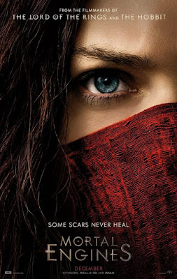 Film Bioskop Terbaru Mortal Engines (2018) Hindi Full Movie Download [1080p]