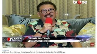 Ilham Bintang : Wartawan Harus Jaga Jarak Dalam Kontestasi Pilkada